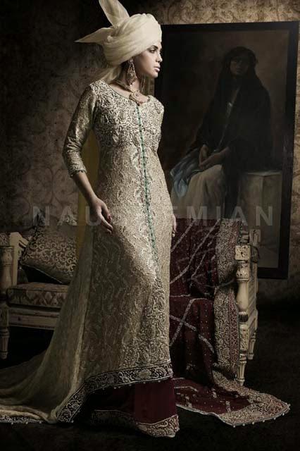 Wedding Dresses Collection 2013-2014 | Nauman Arfeen Naushemian Wedding Dresses Collection 2013-2014 By Fashion She9