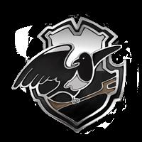 Distintivo dei Montrose Magpies