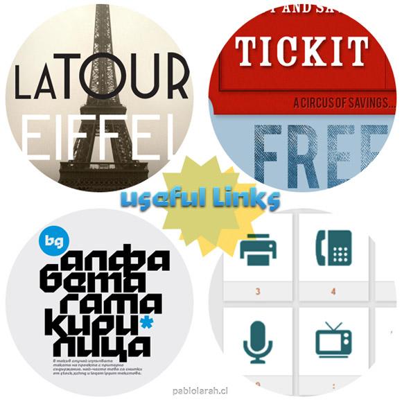 Useful Links,September 5 2012,Pablo Lara H,pablolarah