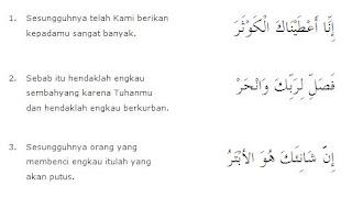 Syukuri Nikmat dengan Shalat dan Kurban (Tafsir QS Al-Kaustar)