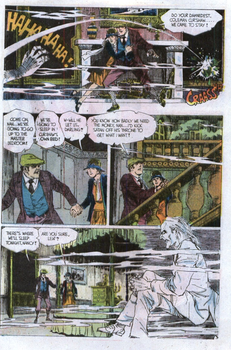 Read online Scary Tales comic -  Issue #23 - 28
