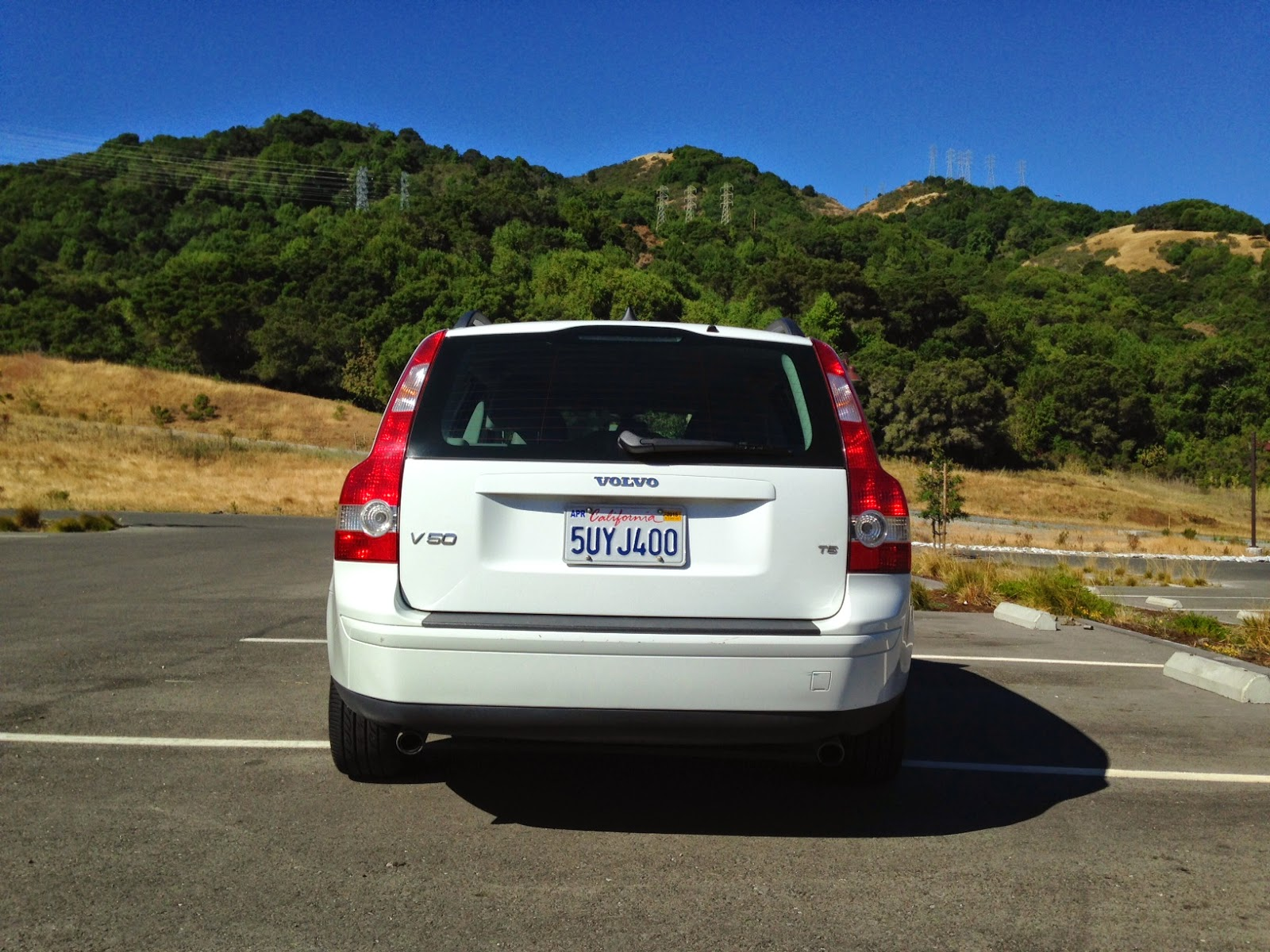 Tamerlane\'s Thoughts: My Volvo is for sale on Craigslist