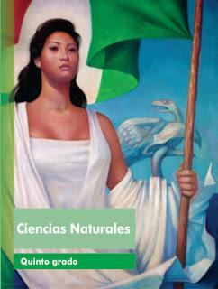 Ciencias Naturales Quinto grado 2015-2016 Libro de Texto
