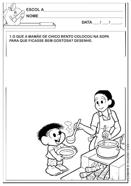 Atividade Dia das Mães Educação Infantil