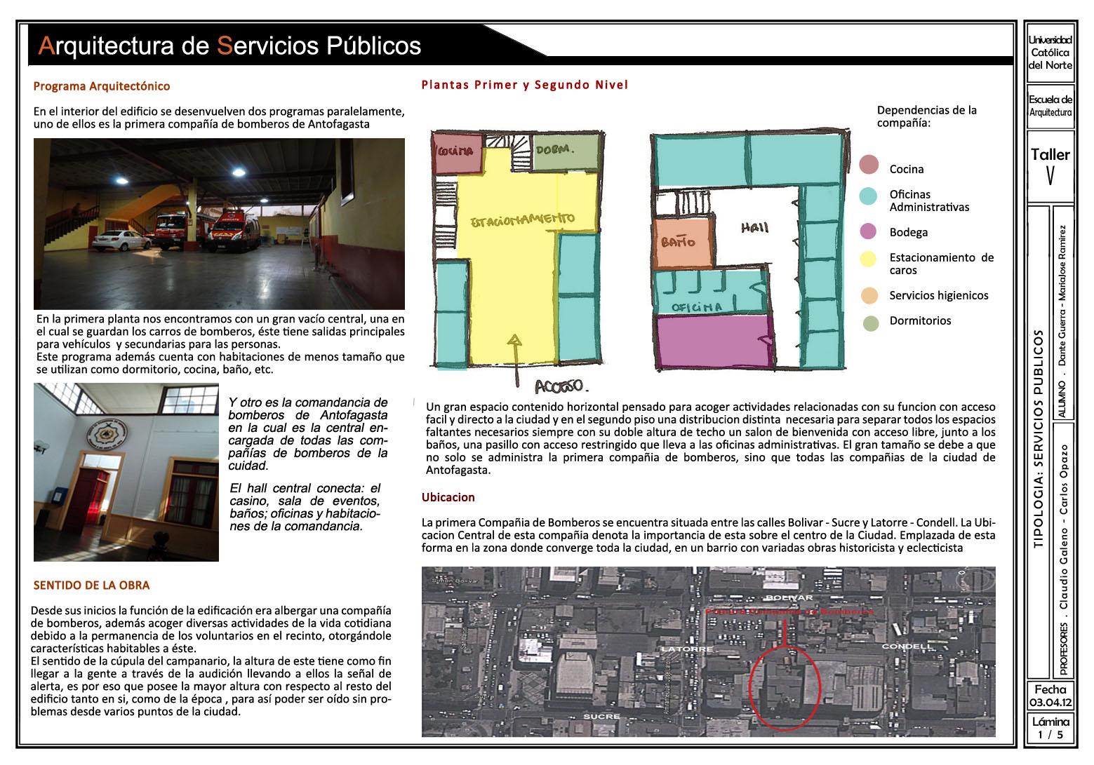 Taller de arquitectura 5 lenguaje 1er semestre de 2012 for Arquitectura online gratis