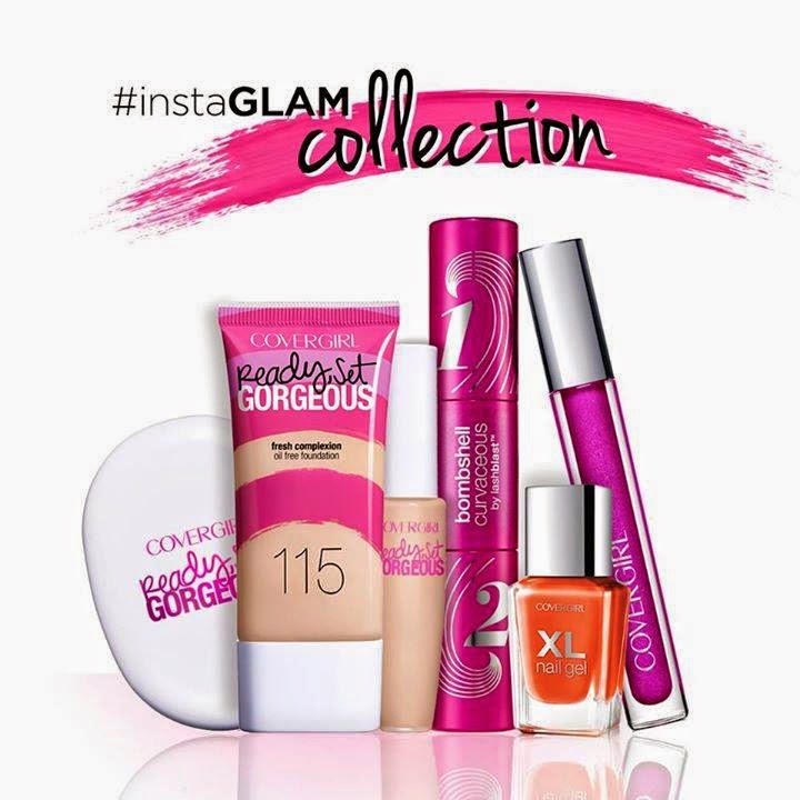 COVERGIRL #instaGLAM Collection
