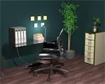 Dark Living Room Escape Guia