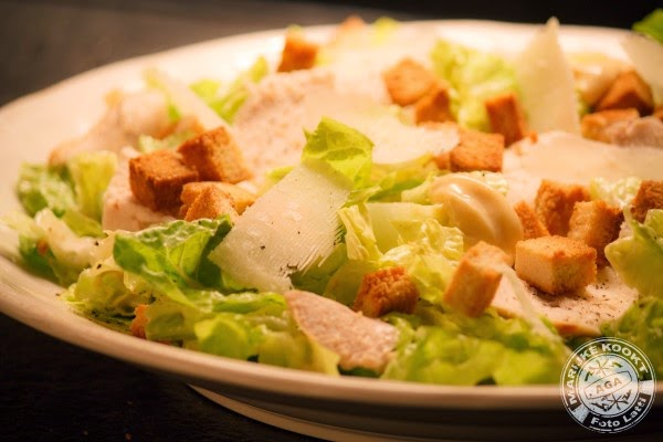 Caesar salad 'The remake'