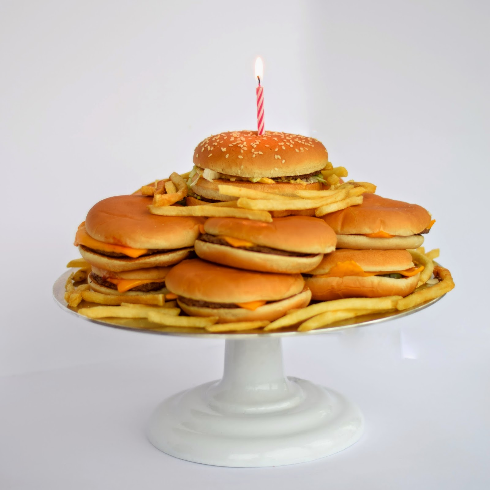 Mcdonald S Birthday Cake  S