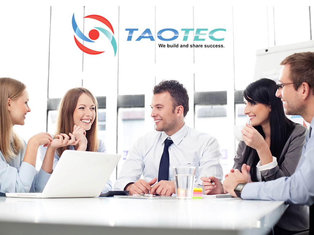 Build and Share Success With Taotec, Inc. Apply Now!