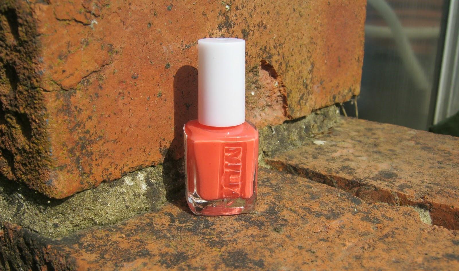 MUA Nail Polish in Sweet Peach | NOTD + Review | Shona Louise