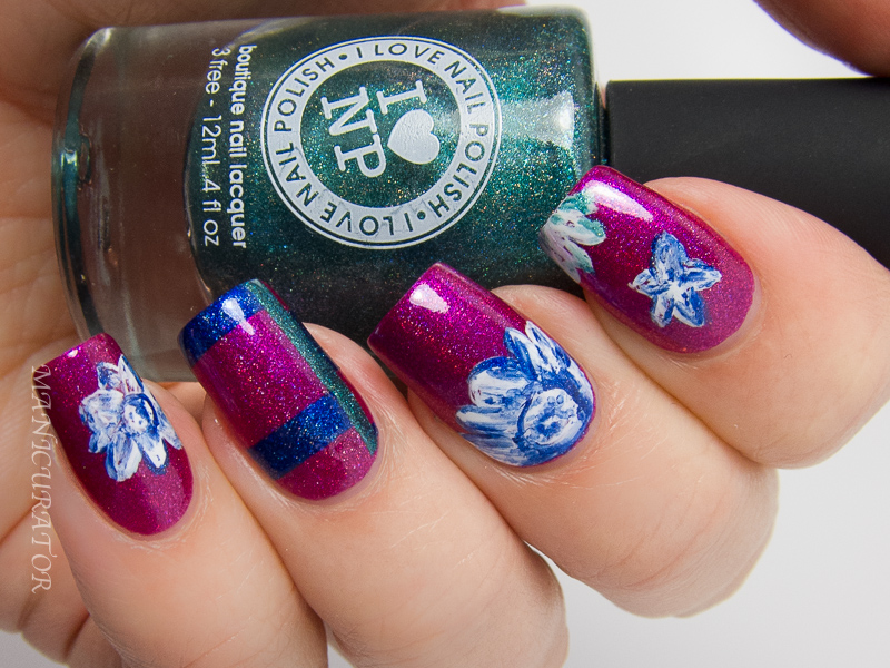 I-Love-Nail-Polish-Summer-Flower-Nail-Art-2014