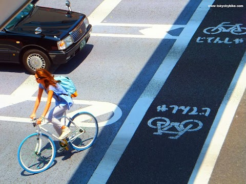 Could one bad decision ruin cycling in Tokyo forever?