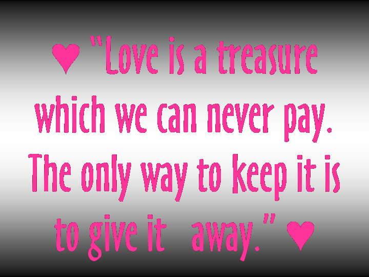 Love Quetos : Sad Love Quotes