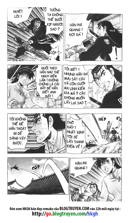 Hiệp Khách Giang Hồ chap 250 Trang 8 - Mangak.info