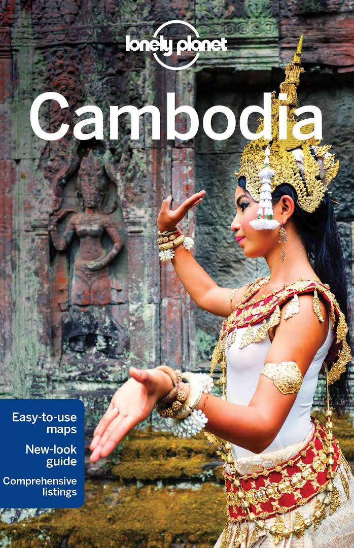 Lonely Planet Guide - Cambodia 10th Edition