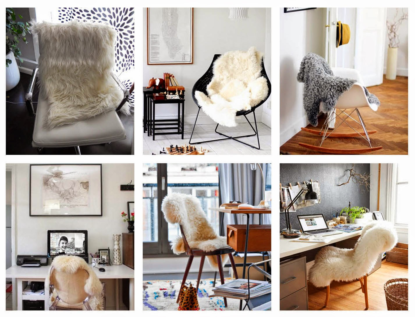Throw Rugs For Your Office Chair Design Station