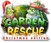 เกมส์ Garden Rescue - Christmas Edition