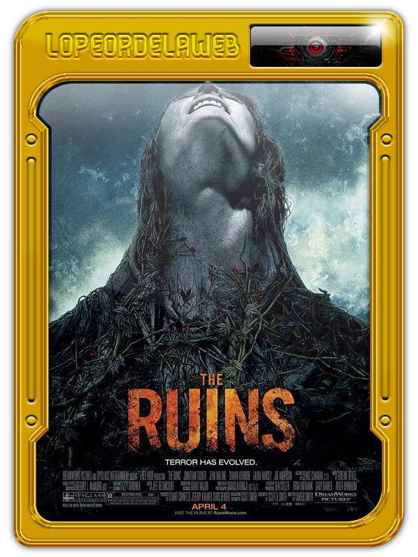 The Ruins | Las Ruinas (2008) 720p,Dual,Mega,Uptobox