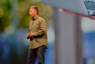 O vice-presidente de marketing da Apple, Phil Schiller, atacou o Android