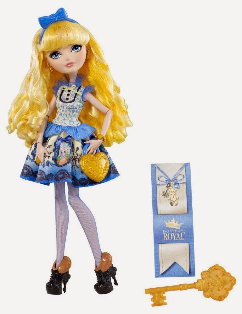 JUGUETES - EVER AFTER HIGH  Blondie Lockes | Muñeca | Básica  Producto Oficial | Mattel | A partir de 6 años