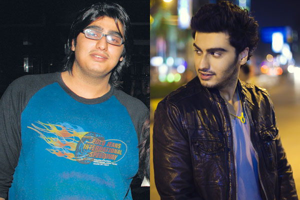 how arjun kapoor loss his weight