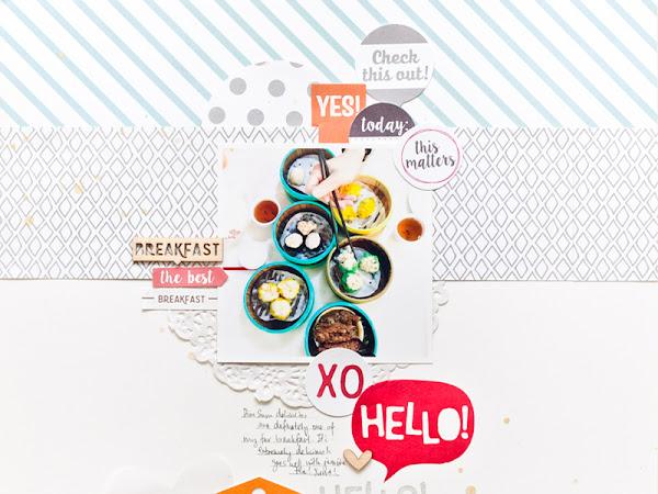 Elle's Studio Design Team : Mix + Match Challenge