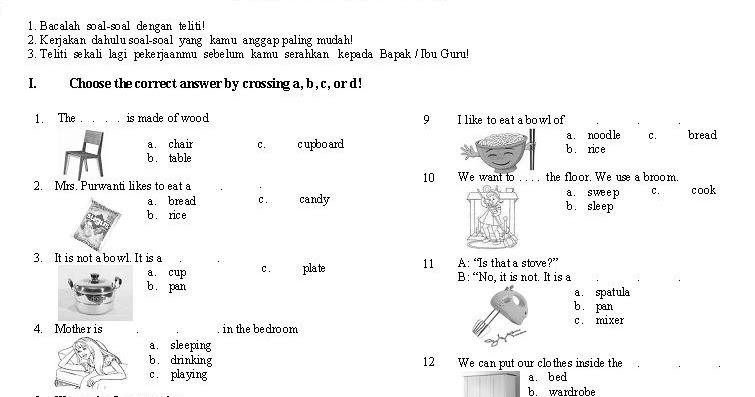Latihan Soal Bahasa Indonesia Kelas X Sma Dan Jawabannya Zip