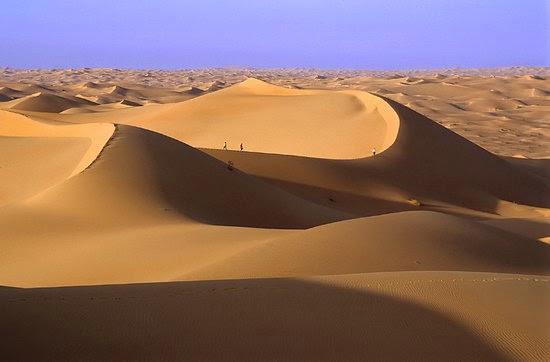 Kisah Nabi Musa dan kaumnya yang Tersesat di Padang Pasir