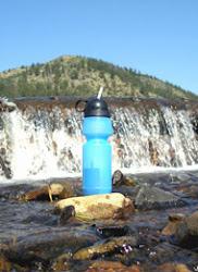 Enter to win a Berkey sport bottle (portable water purifier).