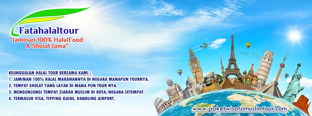 Paket Halal dan Muslim Tour - Call 081384211114