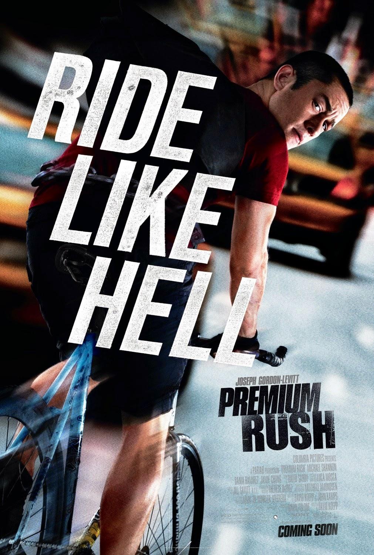 Affiche de Premium Rush