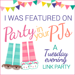 Featured on Party in Your PJs