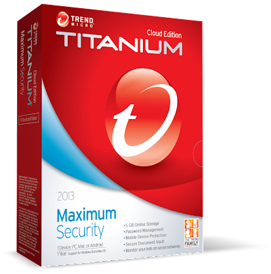 Download Trend Micro Titanium Maximum Security 2013