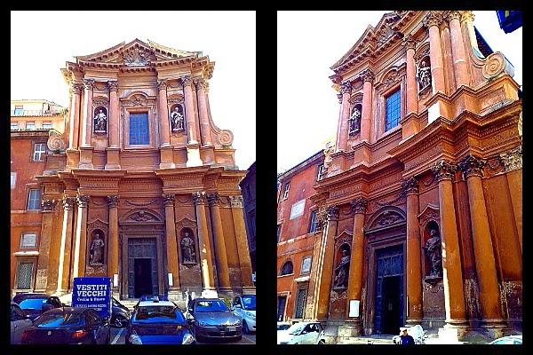 SS. Trinità dei Pellegrini w Rzymie
