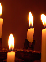 four candles ireland copyright kerry dexter