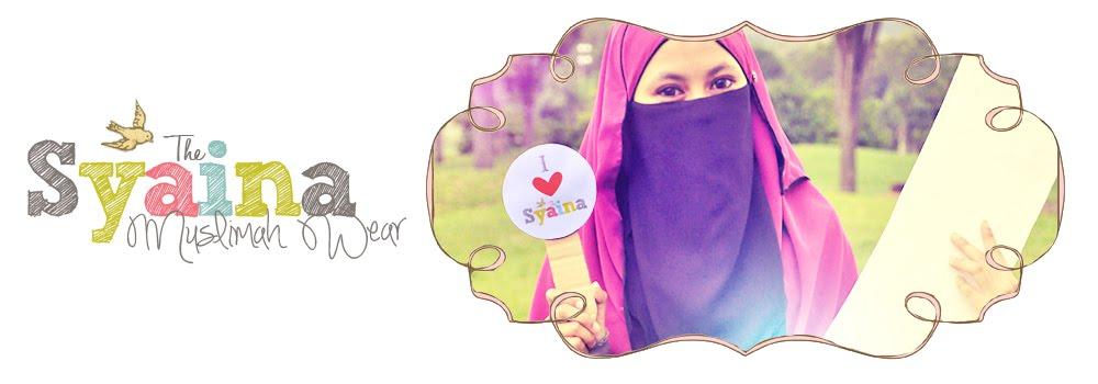 Fesyen Remaja Muslimah! - The Syaina