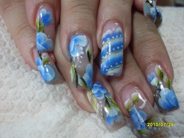 Pinceladas Básicas para decorar uñas Onails
