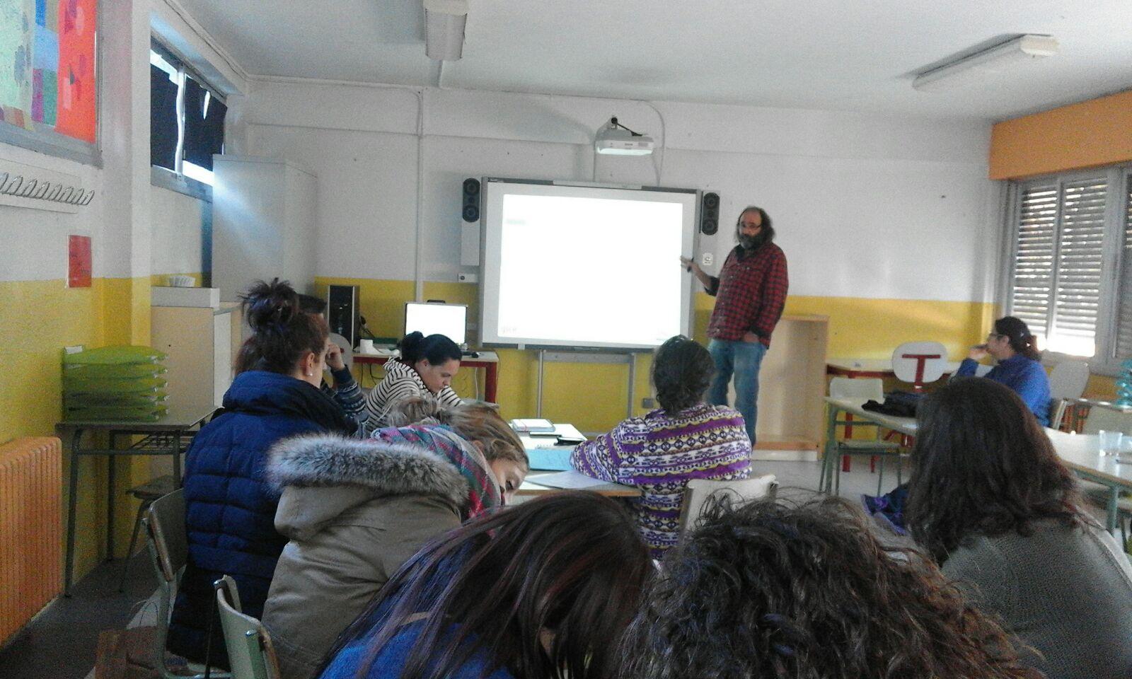 HERMANADAS POR LA EDUCACIÓN PARA LA JUSTICIA SOCIAL: noviembre 2015