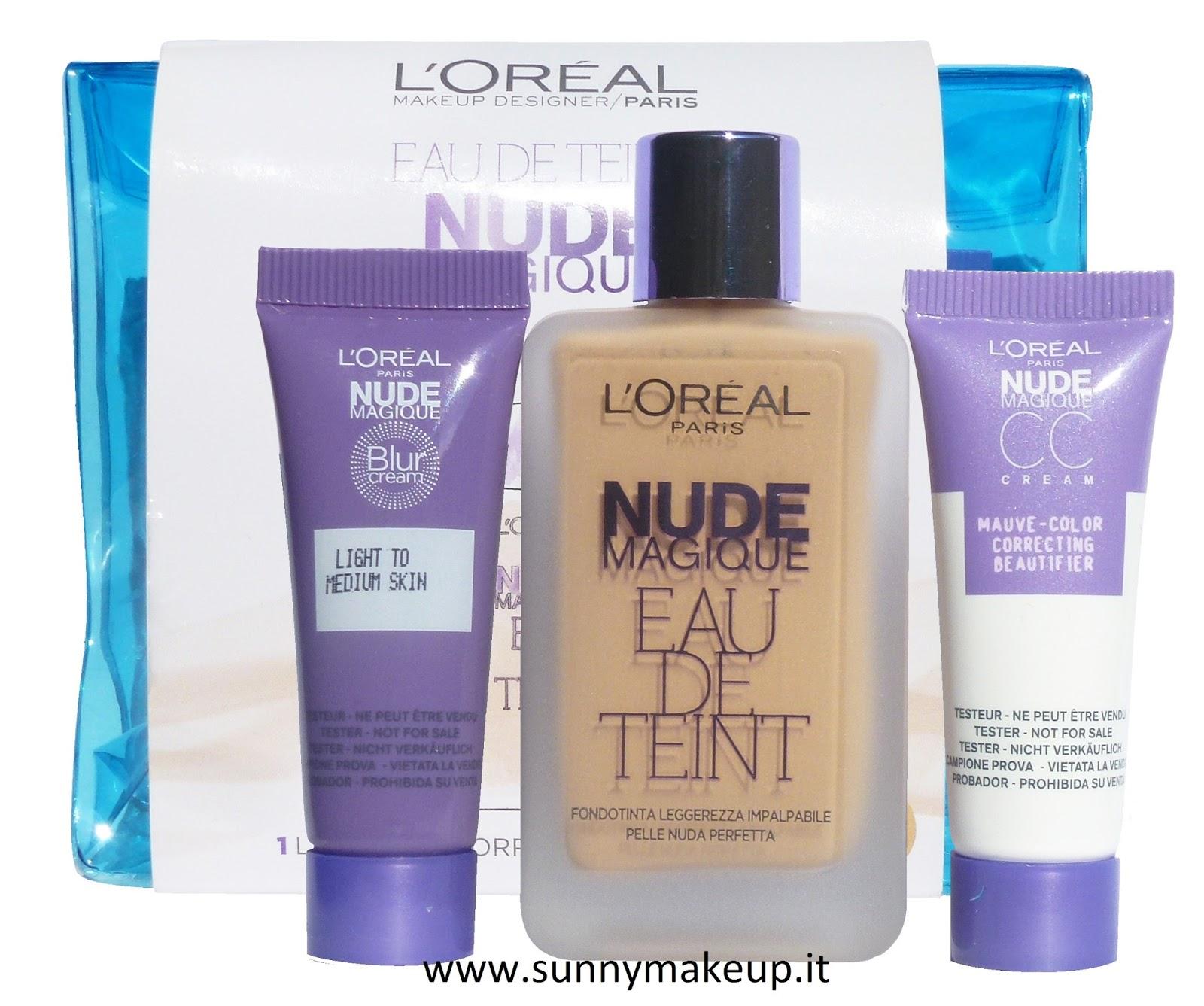 Recensione Fondotinta Nude Magique LOreal | MakeUp-Me
