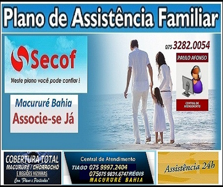 SECOF - PLANO DE ASSISTÊNCIA FUNERÁRIA