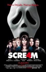 Scream 4 (SCRE4M) (2011)