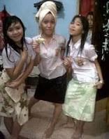 foto ABG SMP Binal