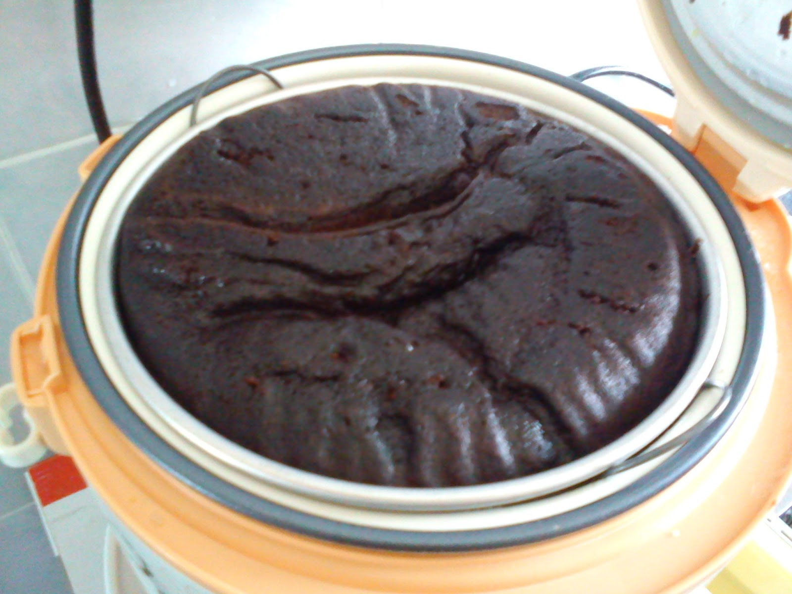how to make brownies in a rice cooker