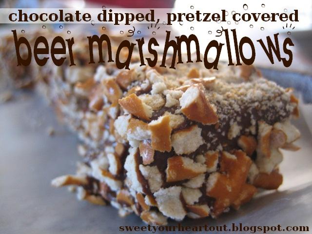 Beer Marshmallows