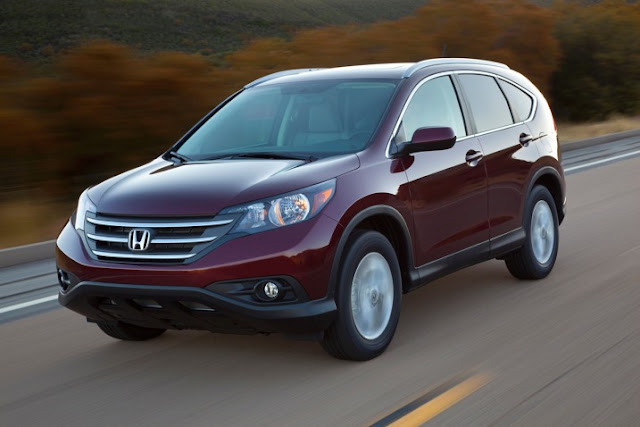 2012 Honda CR-V price