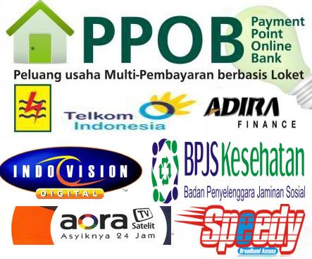 ST Mobile Top Up - PPOB Lengkap - Tagihan Listrik - PLN, Speedy, BPJS, Aora TV, Indovision, DLL