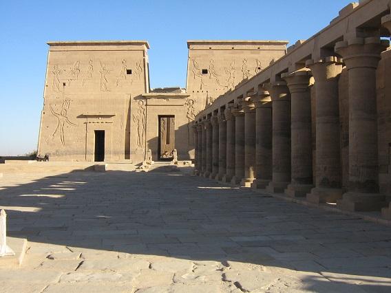Philae-Temple-in-Aswan-Nile-Cruise-Egypt-2008-Sealiberty-Cruising