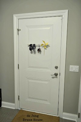 I Started To Think About What Other Magnetic Opportunities The Door Might  Hold. I Thought About A Mirror, But We Have One Installed On The Mudroom  Cabinet ...