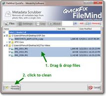 tool untuk menghapus metadata ribuan gambar dengan sekali klik